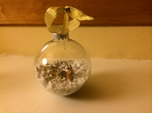 German Shepherd Ornament / bayareaassistant.com